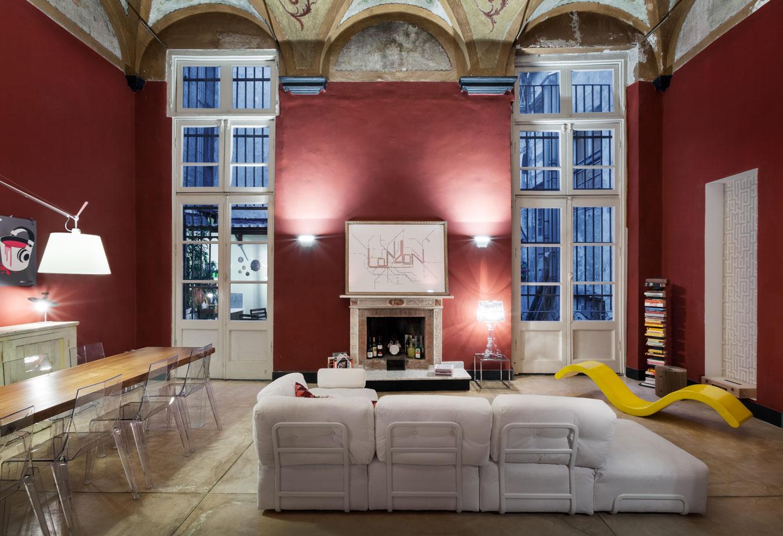 ristrutturazione appartamento centro storico Genova