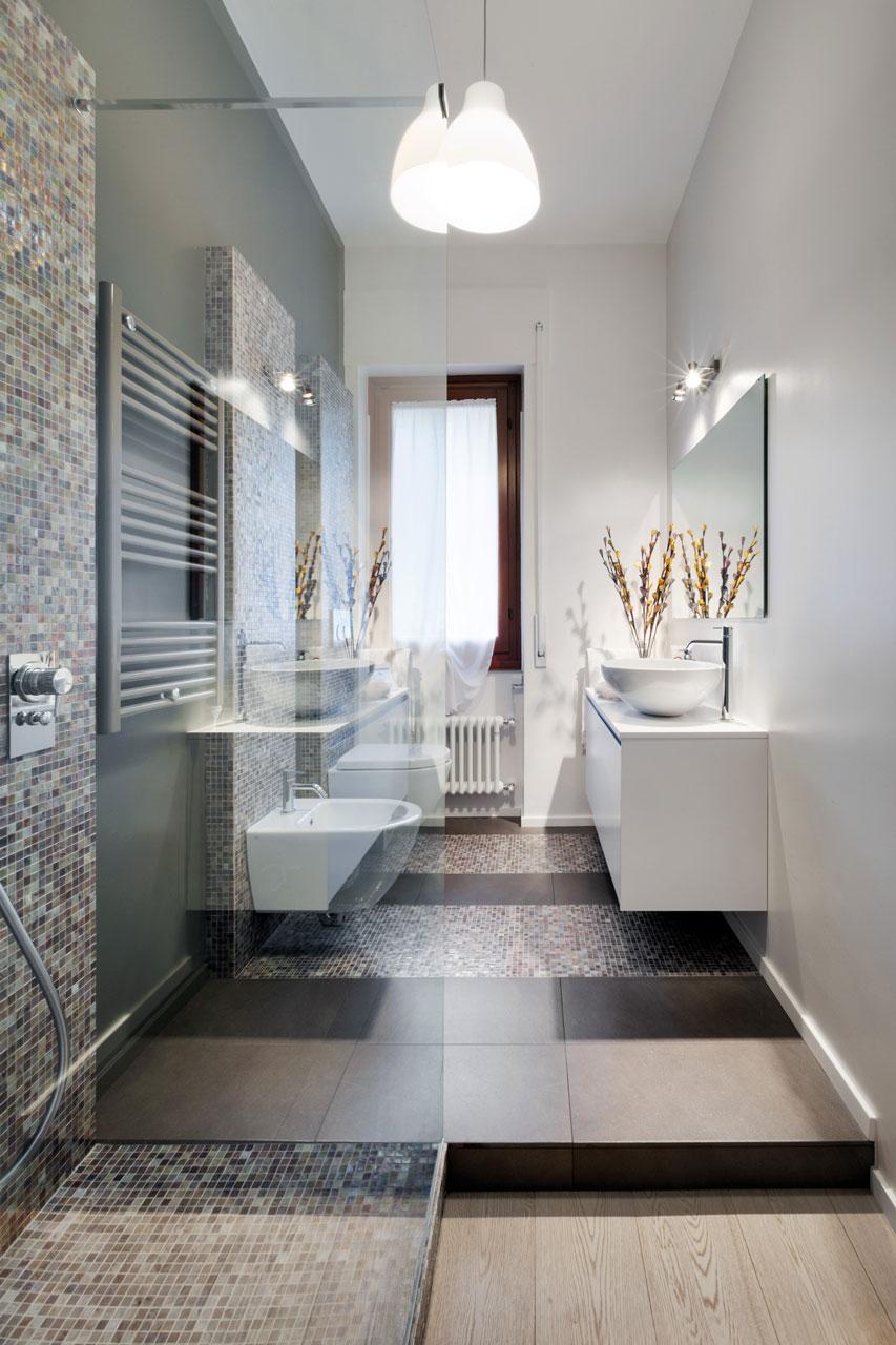 Ristrutturazione appartamento minimal genova rdm for Progetto ristrutturazione appartamento